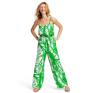 Lilly Pulitzer for Target Sleeveless Jumpsuit